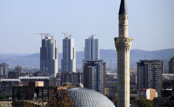 Neboderi Cevahir u Skoplju