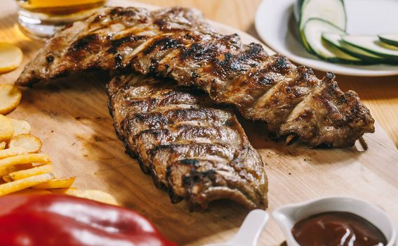 Spare Ribs Grill - 3