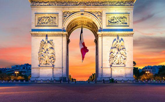 Slavoluk pobjede, Pariz - 3
