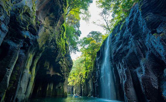 Takachiho Gorge, Japan - 1