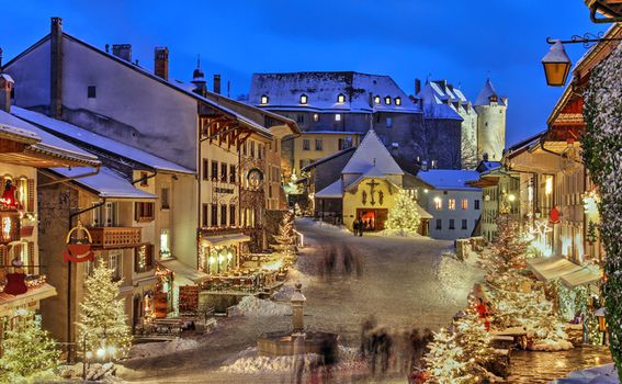 Gruyeres, Švicarska - 3