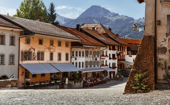 Gruyeres, Švicarska - 4