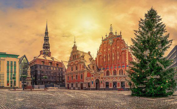 Kuća crnoglavih, Riga - 4