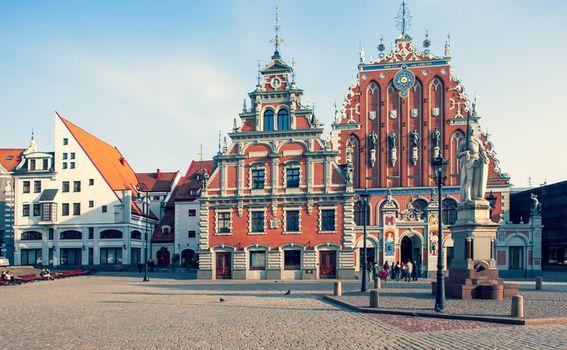 Kuća crnoglavih, Riga - 7