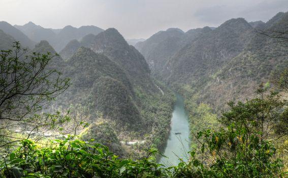 Veliki Getu luk, Kina - 1