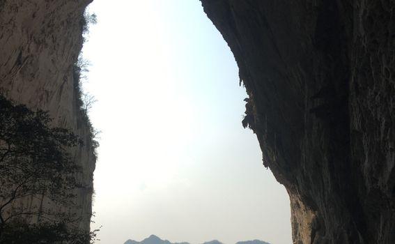 Veliki Getu luk, Kina - 2