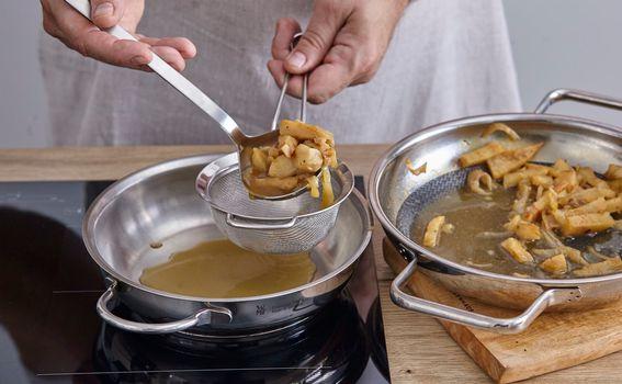 Trgana svinjetina na tostu - 5