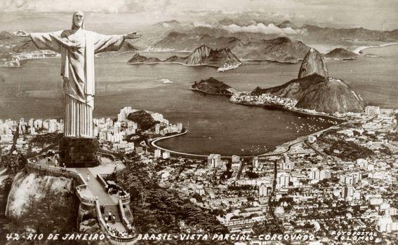 Kip Krista Otkupitelja otkriven je 12. listopada 1931.