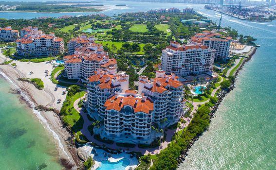 Otok Fisher, Miami, SAD - 3