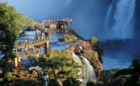 Slapovi Iguazu - 1
