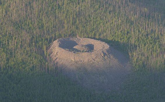 Krater Patomsky - 4