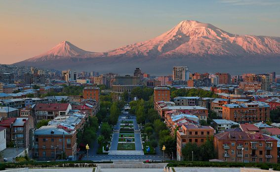 Erevan, Armenija