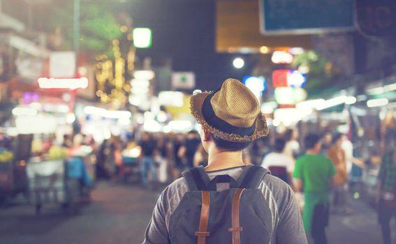 Turist u Tajlandu
