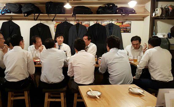 Ekipa u restoranu