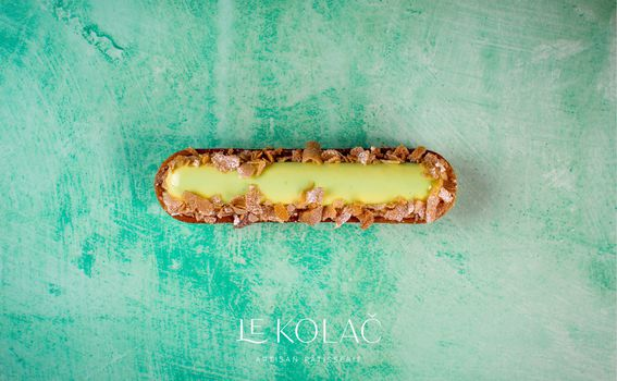Tart od maslinova ulja i kozjeg sira