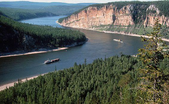 Rijeka Lena u Rusiji - 4
