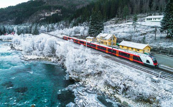 Vlak Oslo – Bergen - 3