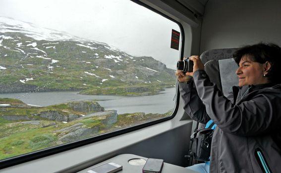 Vlak Oslo – Bergen - 4