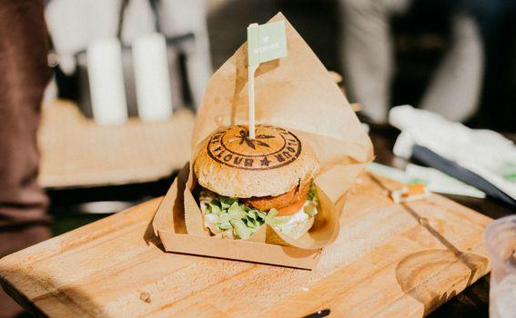 Vege burgeri na Zagreb Burger Festivalu 2019. - 6