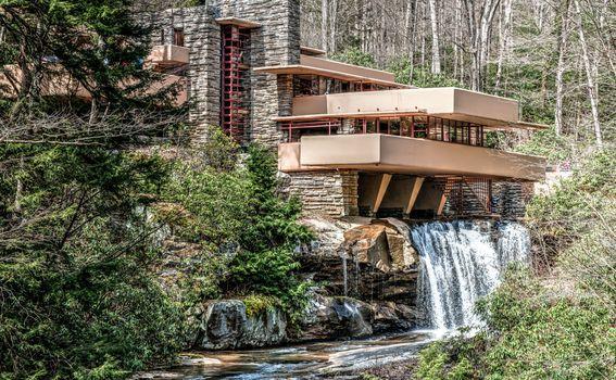 Frank Lloyd Wright - Kuća slapova