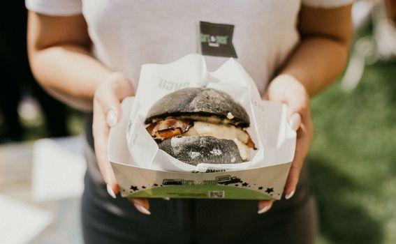 Blackadder burger hit je na Zagreb Burger Festivalu