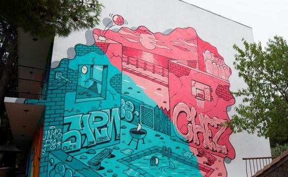 City street art - 1