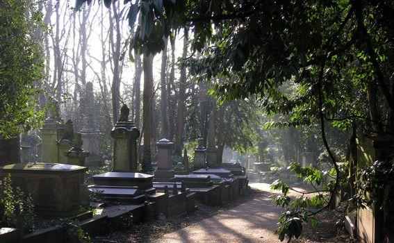 Highgate groblje, London - 3