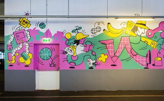 City Street Art - 3