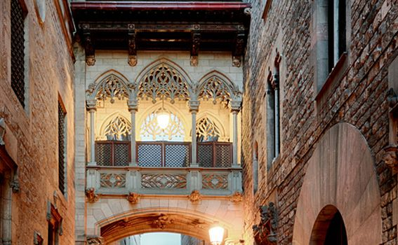 Gotička četvrt, Barcelona - 8
