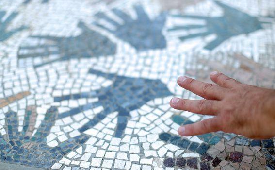 Luka mozaika, Vela Luka, Korčula - 6