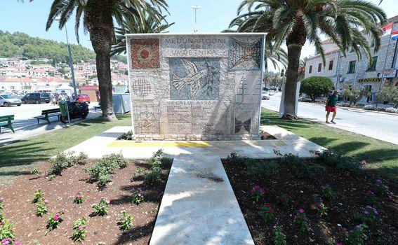 Luka mozaika, Vela Luka, Korčula - 10