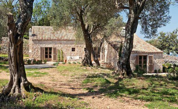 Kamena kuća na Lopudu - 1
