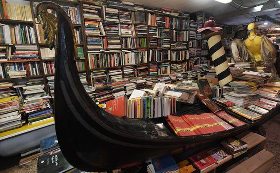 Libreria Acqua Alta, Venecija - 4