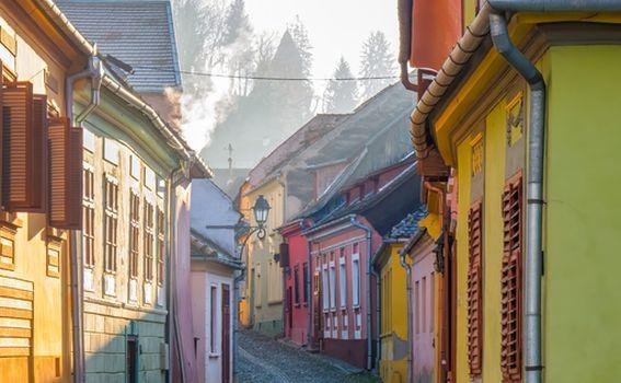 Sighisoara, Rumunjska - 8
