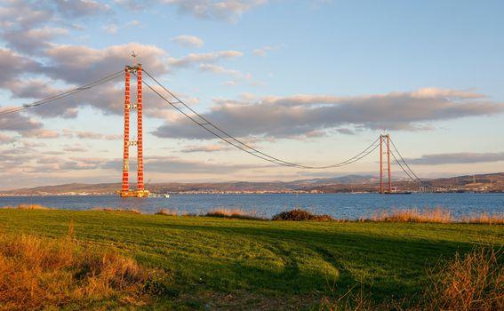 Most Çanakkale 1915 između Europe i Azije - 4