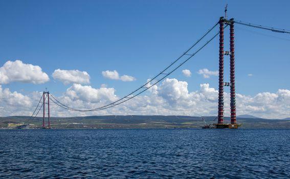 Most Çanakkale 1915 između Europe i Azije - 5