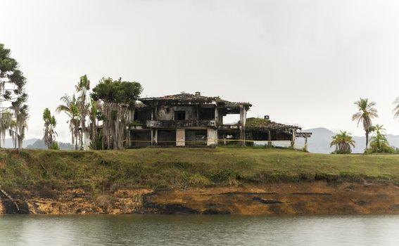 Napušteno Escobarovo imanje