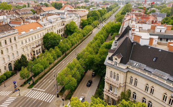 Andraševa avenija, Budimpešta - 3
