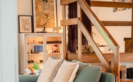 Udobna dnevna soba