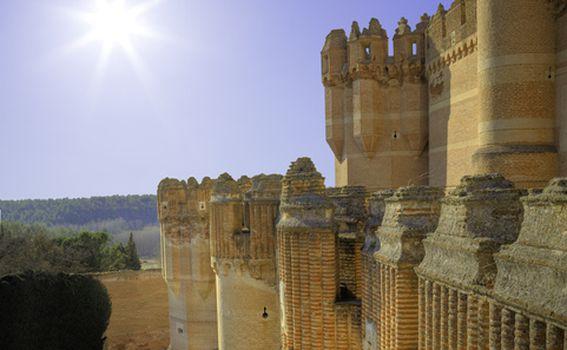 Castillo de Coca, Španjolska - 3
