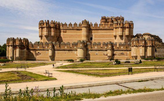 Castillo de Coca, Španjolska - 7
