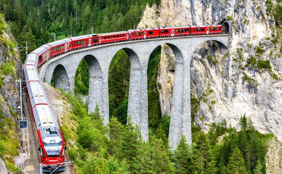 Švicarska - 4