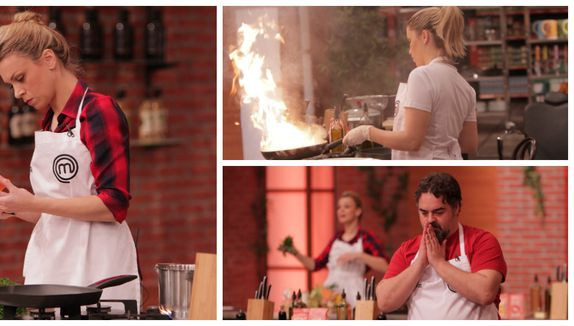 Celebrity MasterChef (Foto: PR Nova TV)