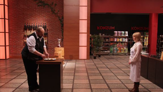 Celebrity MasterChef Ep3 (Foto: PR Nova TV)