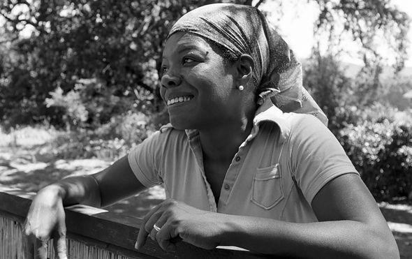 Američka književnica, pjesnikinja i aktivistica Maya Angelou