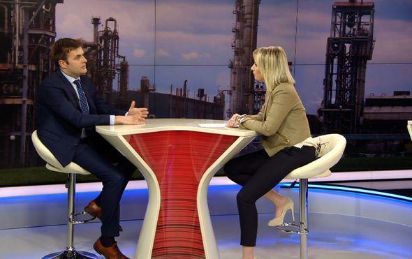 Ministar Ćorić u Dnevniku Nove TV razgovarao sa Sabinom Tandarom Knezović (Foto: Dnevnik.hr) - 3