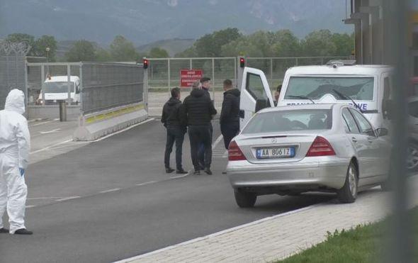 Albanska policija (Foto: Dnevnik.hr)