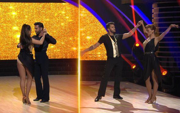 Plesni dvoboj u rumbi (Video: Ples sa zvijezdama) - 1