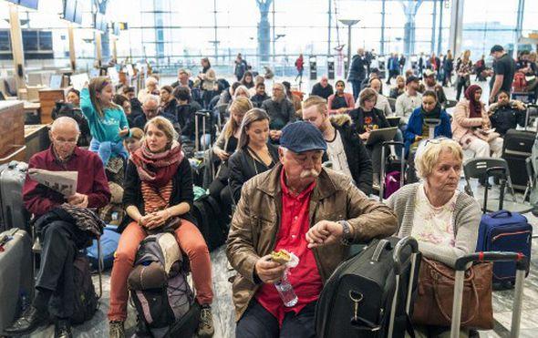 Putnici ostali bez letova zbog štrajka Scandinavian Airlinesa (Foto: AFP)