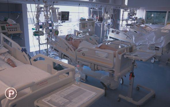 Jedine snimke iz bolnice u Bergamu - kako bolest od koje danas strahuje cijeli svijet doista izgleda